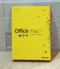 【中古】Microsoft Office for Mac Home and Student 2011-1 パック