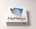 【中古品】 FileMaker Pro 7 Windows版 メイン画像