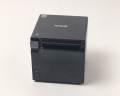 【優良中古】レシートプリンタ EPSON TM-M30ブラック メイン画像