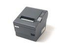 【優良中古】EPSON レシートプリンタ TM-T884(USB/58mm)ブラック メイン画像