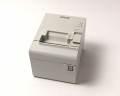 【優良中古】レシートプリンタ EPSON TM-T90KP(LAN/80mm)ホワイト メイン画像