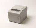 【優良中古】EPSONレシートプリンタ TM-T90 (USB/80mm)ホワイト トップ画像