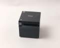 【優良中古】EPSON レシートプリンタ TM-M30(USB・LAN・Bluetooth/80mm)ブラック メイン画像
