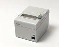 【優良中古】EPSON レシートプリンタ TM-T20(USB)ホワイト メイン画像