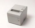 【優良中古】EPSON レシートプリンタ TM-T90(LAN/58mm)ホワイト メイン画像