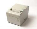 【中古】EPSON  レシートプリンター TM-L90(USB/80mm)ホワイト メイン画像