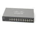 【中古】CISCO 24ポート ギガビットスイッチ SG102-24-JP V2 メイン画像