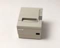 【中古】EPSON TM-T884(パラレル/80mm) ホワイト メイン画像