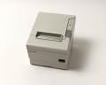 【中古】レシートプリンタ EPSON TM-T885(USB・パラレル/80mm)ホワイト メイン画像