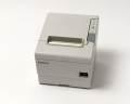 【中古】EPSON レシートプリンター TM-T885(USB/80mm)ホワイト メイン画像