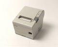 【中古】EPSON  レシートプリンター TM-T885(USB・RS232C/80mm)ホワイト メイン画像