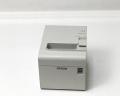 【中古】EPSON レシートプリンター TM-T90II(USB・有線LAN/80mm)ホワイト メイン画像