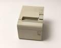 【中古】EPSON レシートプリンタ TM-T90(LAN/58mm)ホワイト メイン画像