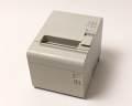 【中古】EPSON レシートプリンタ TM-T90(無線LAN/80mm)ホワイト メイン画像