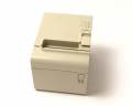 【中古】レシートプリンタ EPSON TM-T90(RS232C/58mm)ホワイト メイン画像