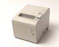 【中古】EPSON レシートプリンタ TM-T90(RS232C/80mm)ホワイト メイン画像
