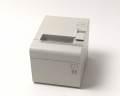【中古】EPSON レシートプリンタ TM-T90(USB/80mm)ホワイト メイン画像
