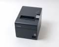 【中古】EPSON レシートプリンタ TM-T20(USB/80mm)ブラック 本体画像