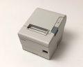 【優良中古】EPSON スマートレシートプリンタ TM-T885-i(LAN/80mm)ホワイト メイン画像