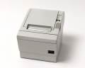 【中古】EPSON レシートプリンタTM-T882(LAN/80mm) ホワイト メイン画像