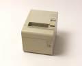 【中古】レシートプリンタ EPSON TM-T90(USB/58mm)ホワイト メイン画像