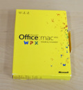 【お買い得中古品】Office mac 2010 HOME&STUDENT FamilyPack3 English