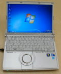 Panasonic Let'sNote CF-N9 Intel Corei5 2.67GHz 2.00GB 232.88G