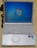 Panasonic Let'sNote CF-T9 Intel Core2 Duo 1.60GHz 2.00GB 298.09G