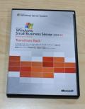 【中古品】Windows Small Business Server 2003 R2 Premium Edition Transition Pack 5クライアントライセンス付