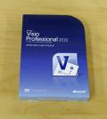【お買い得中古品】Microsoft Office Visio Professional 2010 通常版 [パッケージ] [DVD-ROM] Windows