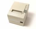 【お買得中古品】EPSONレシートプリンタ TM-T884 (パラレル/80mm)ホワイト メイン画像