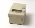 【お買得中古】EPSON レシートプリンタ TM-T90(LAN/58mm)ホワイト メイン画像