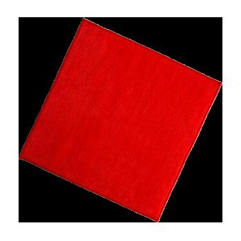 20cm,国産,ミニハンカチ,カラーハンカチ,入園,入学,レッド,赤