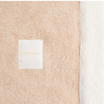 オーガニックコットン100%,ブランケット,高級綿毛布、リバーシブル
