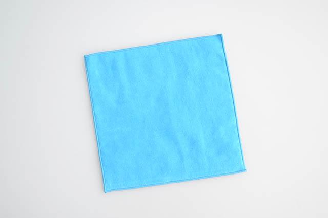 20cm,国産,ミニハンカチ,カラーハンカチ,入園,入学,水色,ブルー,青