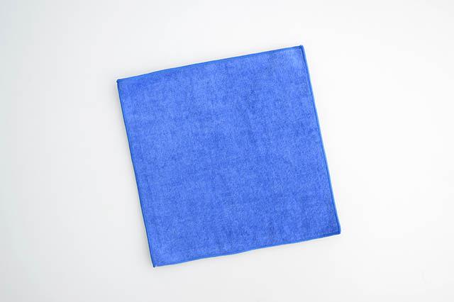 20cm,国産,ミニハンカチ,カラーハンカチ,入園,入学,ブルー,青