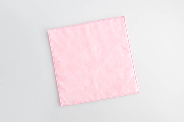 20cm,国産,ミニハンカチ,カラーハンカチ,入園,入学,ピンク