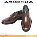ARUKOKA AK881 ダークブラウン 流れモカ AK881DBR