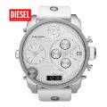 【送料無料】 DIESEL ディーゼル カルテットタイム クロノグラフ アナログ腕時計 DZ7194