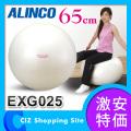 アルインコ(ALINCO) エクササイズボール 65cm フィットネス器具 EXG025