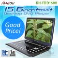 (送料無料) ポータブルDVDプレーヤー KAIHOU フルセグ 15.6インチ液晶 KH-FDD1600