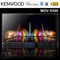 (送料無料&お取寄せ) ケンウッド(KENWOOD) MDV-X500 7V型 カーナビゲーション フルセグ ナビゲーション カーナビ