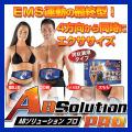 (送料無料) ABソリューションPRO RJ020 筋トレエクササイズ ボディ用 EMS