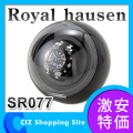 ワインディングマシーン ワインディングマシン ウォッチワインダー ロイヤルハウゼン(Royal hausen) 自動巻き 1本巻き SR077 ブラック