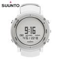 (送料無料) SUUNTO(スント) スント コア ピュア ホワイト デジタル腕時計 SS018735000 CORE PURE WHITE