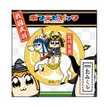 おみくじ付き54mm缶バッチ 戦国シリーズ/徳川家康「ポプテピピック」