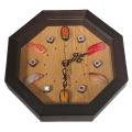 日本製手作り時計 お寿司「職人の技」