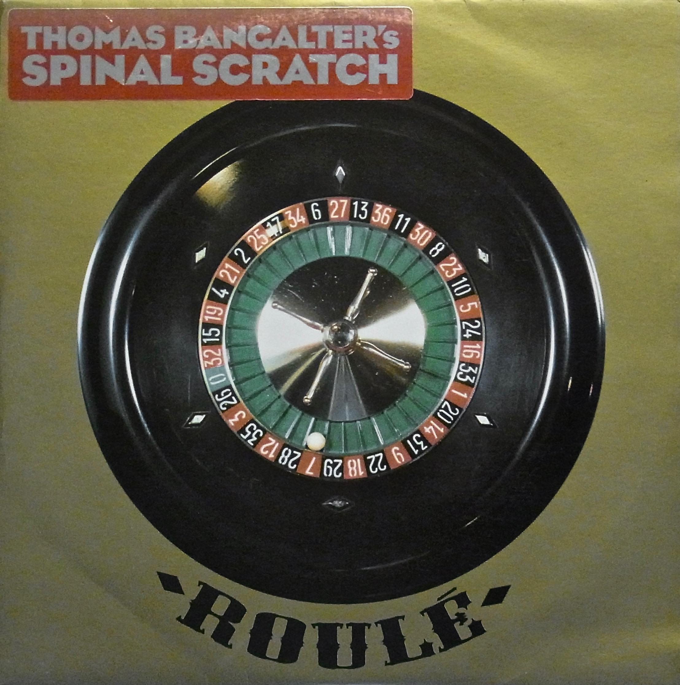 THOMAS BANGALTER / Spinal Scratch