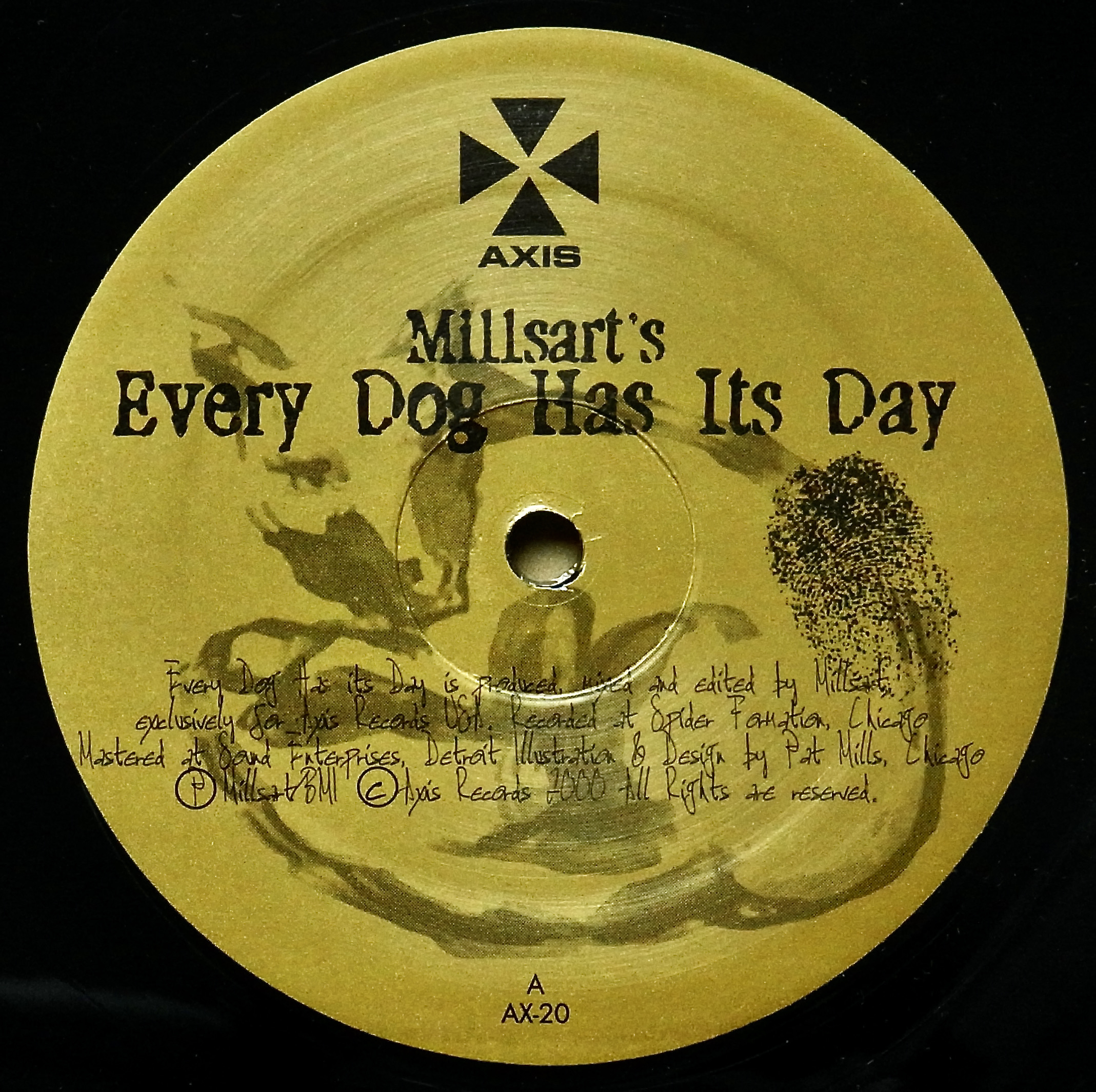 MILLSART / Every Dog Has Its Day