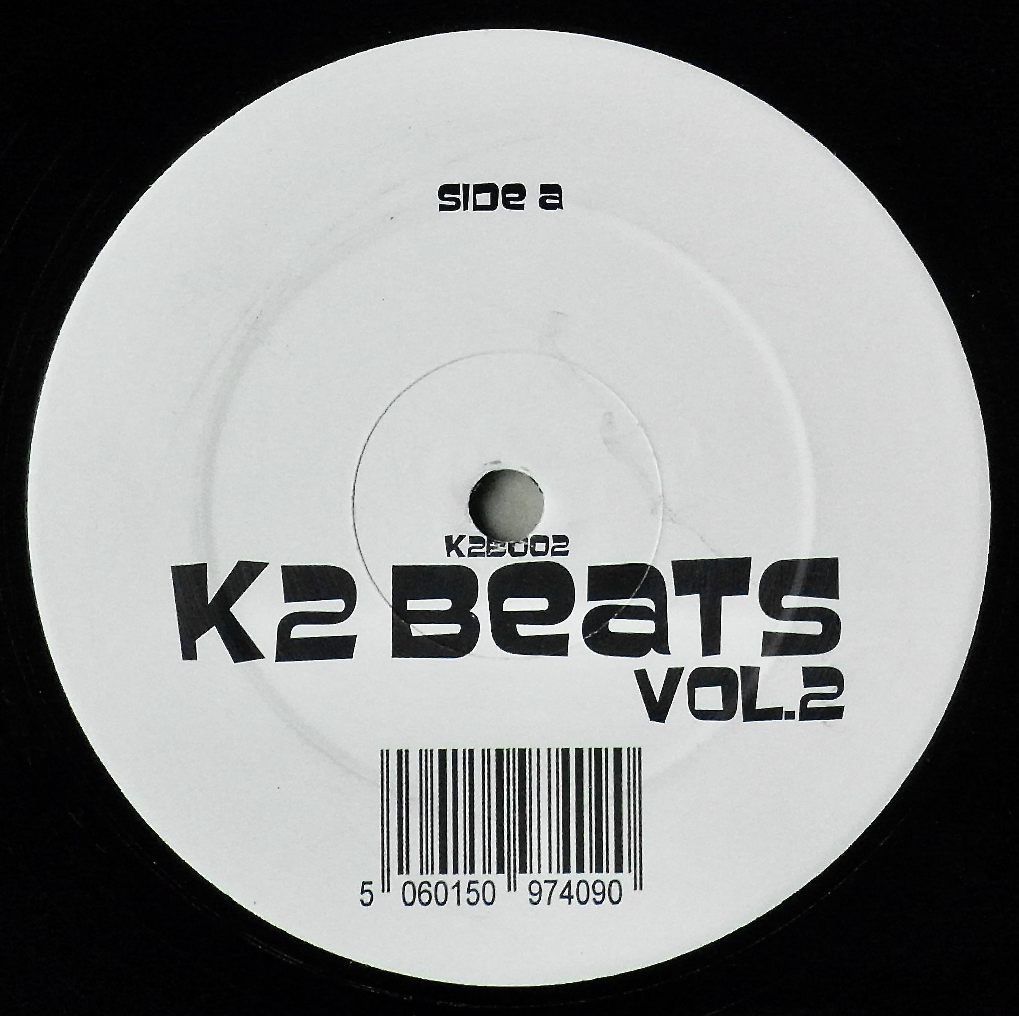 LYN COLLINS・RHYTHIM IS RHYTHIM / K2 Beats Vol. 2